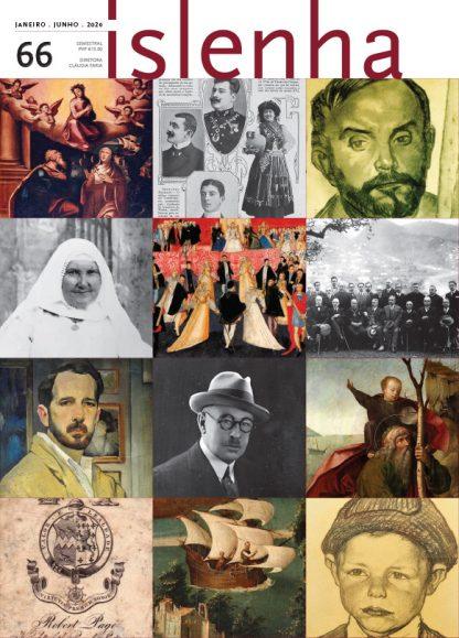 Revista Islenha 66 - capa